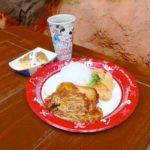 東京ディズニーランド「グランマ・サラのキッチン」サラおばあちゃんのおすすめセット