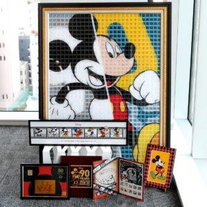 郵便局限定『ミッキーマウス』スクリーンデビュー90周年記念コレクション