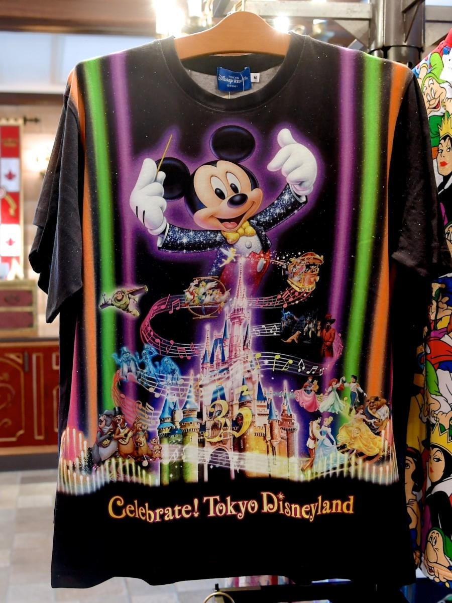 Celebrate TokyoDisneylandTシャツ