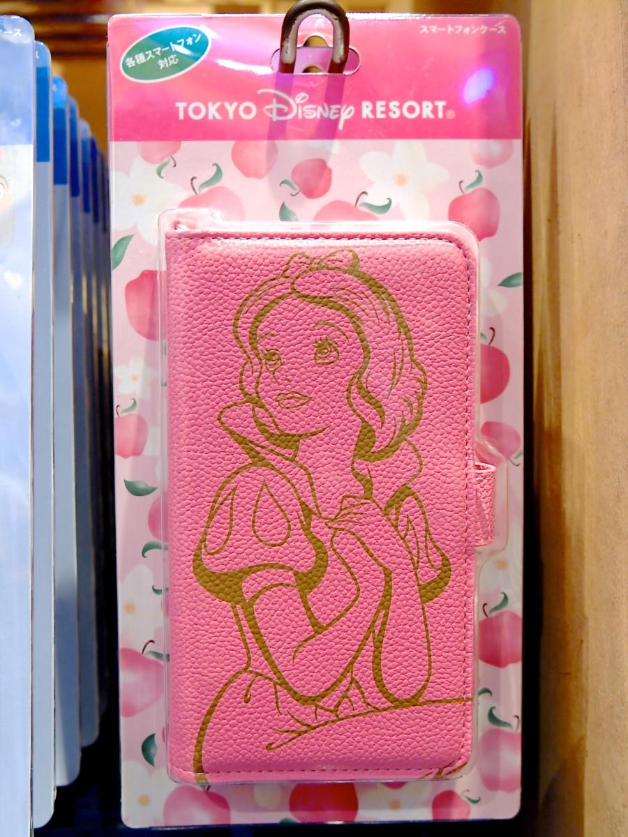 白雪姫パステルスマートフォンケース