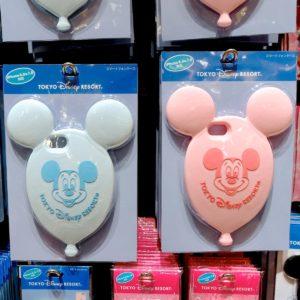 東京ディズニーランド ミッキーバルーン型iPhoneケース1