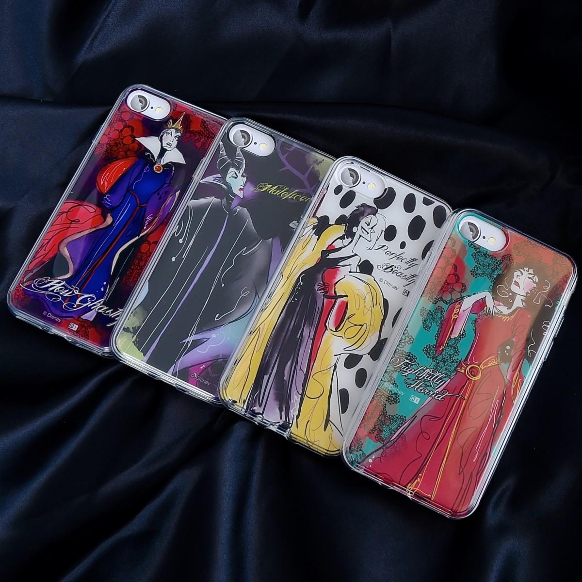 イングレム 「ディズニーヴィランズ」iPhoneケース