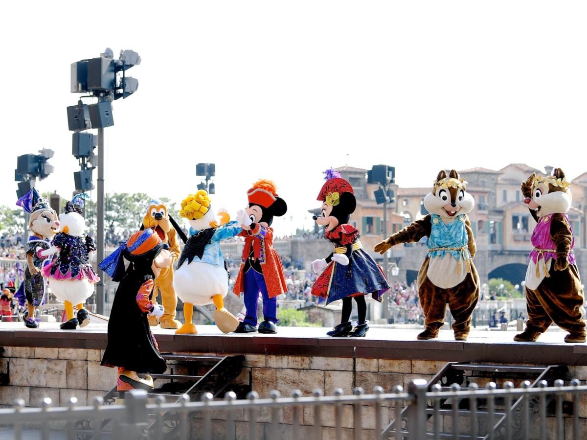 スペシャルイベント「ディズニー・ハロウィーン」