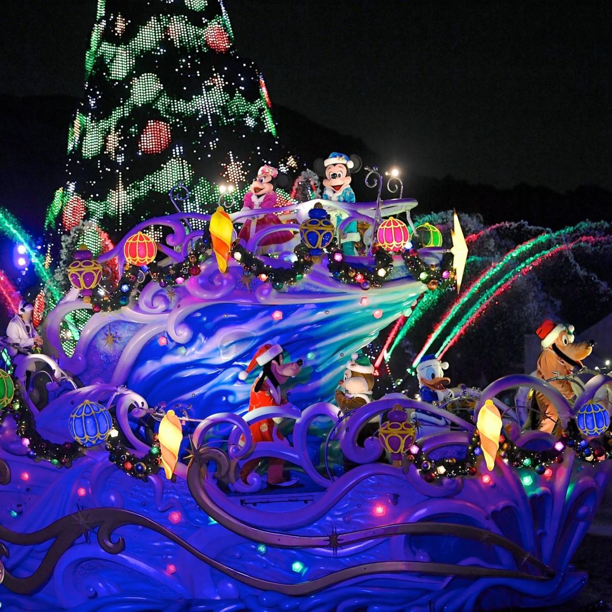 スペシャルイベント「ディズニー・クリスマス」