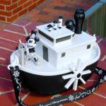 東京ディズニーランド「蒸気船ウィリー」ポップコーンバケット