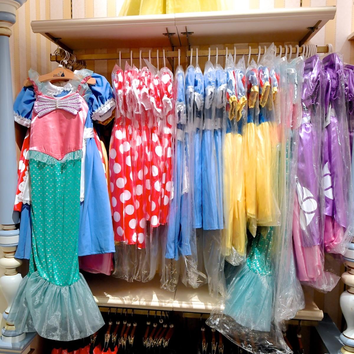 東京ディズニーランド プリンセス・ガールズドレス