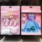 東京ディズニーランド ファッションドールコスチューム・小物