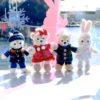 """ダッフィーのトゥインクルウィンター!東京ディズニーシー""""ダッフィーのクリスマス2018""""グッズ"""