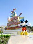 ファンダフルディズニー限定ミッキーマウス90周年デザインポージープラッシー