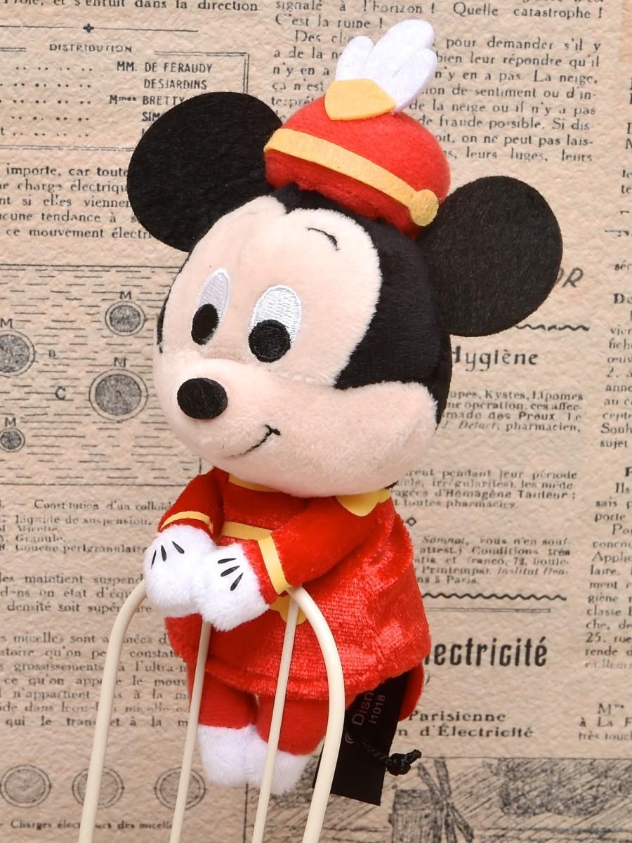 ちょっこりさん/MM90/ミッキーマウス(Mickey Mouse Club)斜め