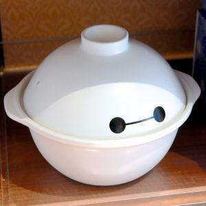 ベイマックス土鍋