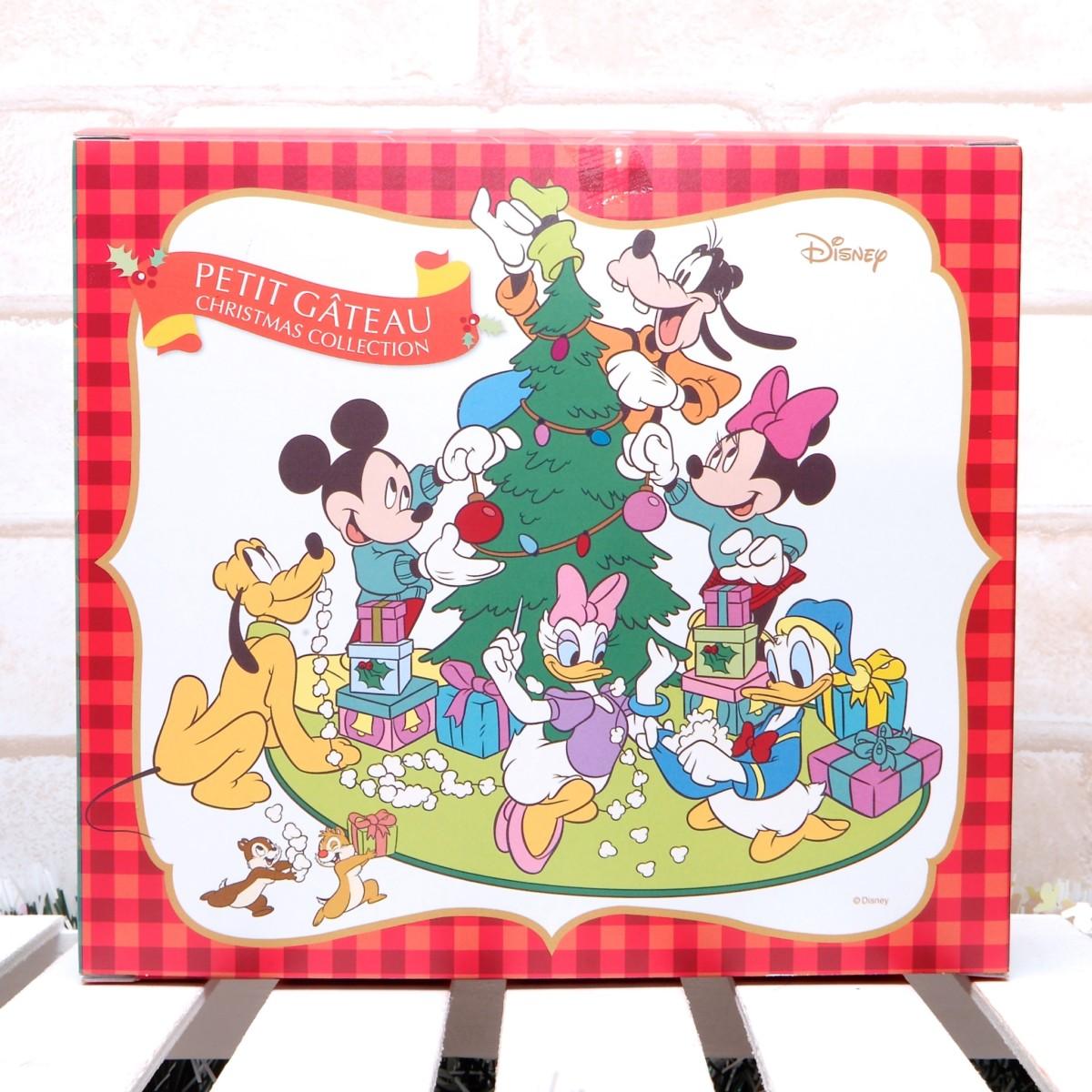 銀座コージーコーナー<ディズニー>クリスマスコレクション(9個入) パッケージ