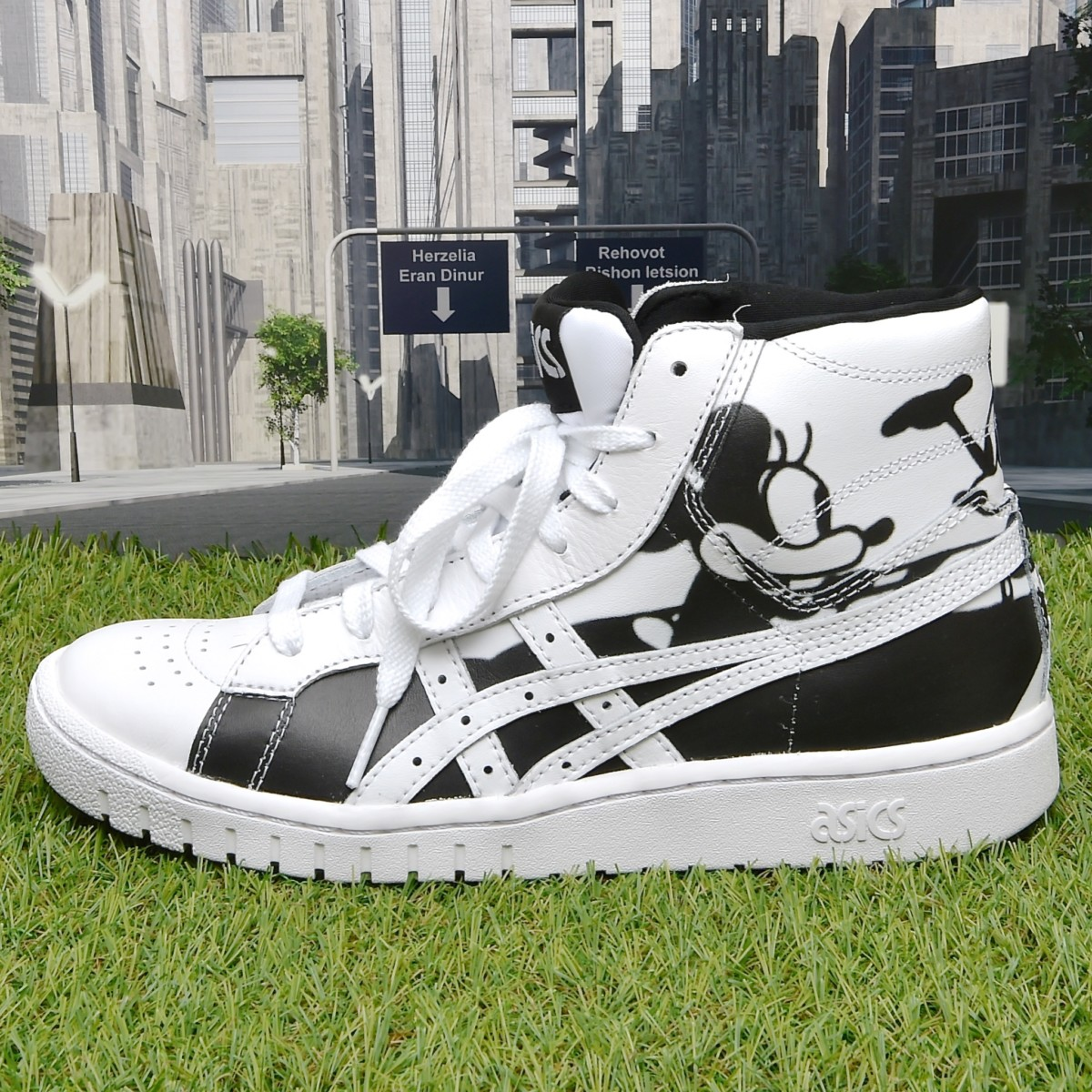 ASICSTIGER for Mickey 90th Anniversary 左