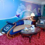香港ディズニーランド・ホテル「アナと雪の女王スイート」