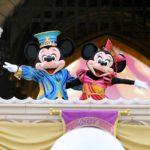 """東京ディズニーランド""""Happiest Celebration!グランドフィナーレ""""ウェルカムグリーティング"""