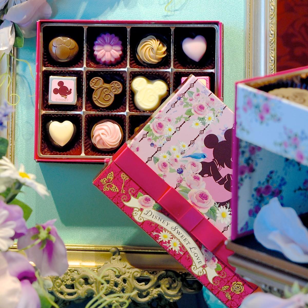 アソーテッド・チョコレート(紙ボックス)