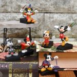 タカラトミーアーツ ガチャ「ディズニーキャラクター ミッキーマウス 90周年デザインフィギュアコレクション」