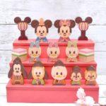 バンダイ「Disney/KIDEAお雛様限定セット」