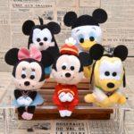 ディズニーキャラクター ちょっこりさん「ミッキーマウス・クラブ」