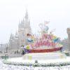 35周年期間初の積雪!東京ディズニーリゾート 雪の日レポート2019