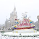 東京ディズニーランド 雪の日2019