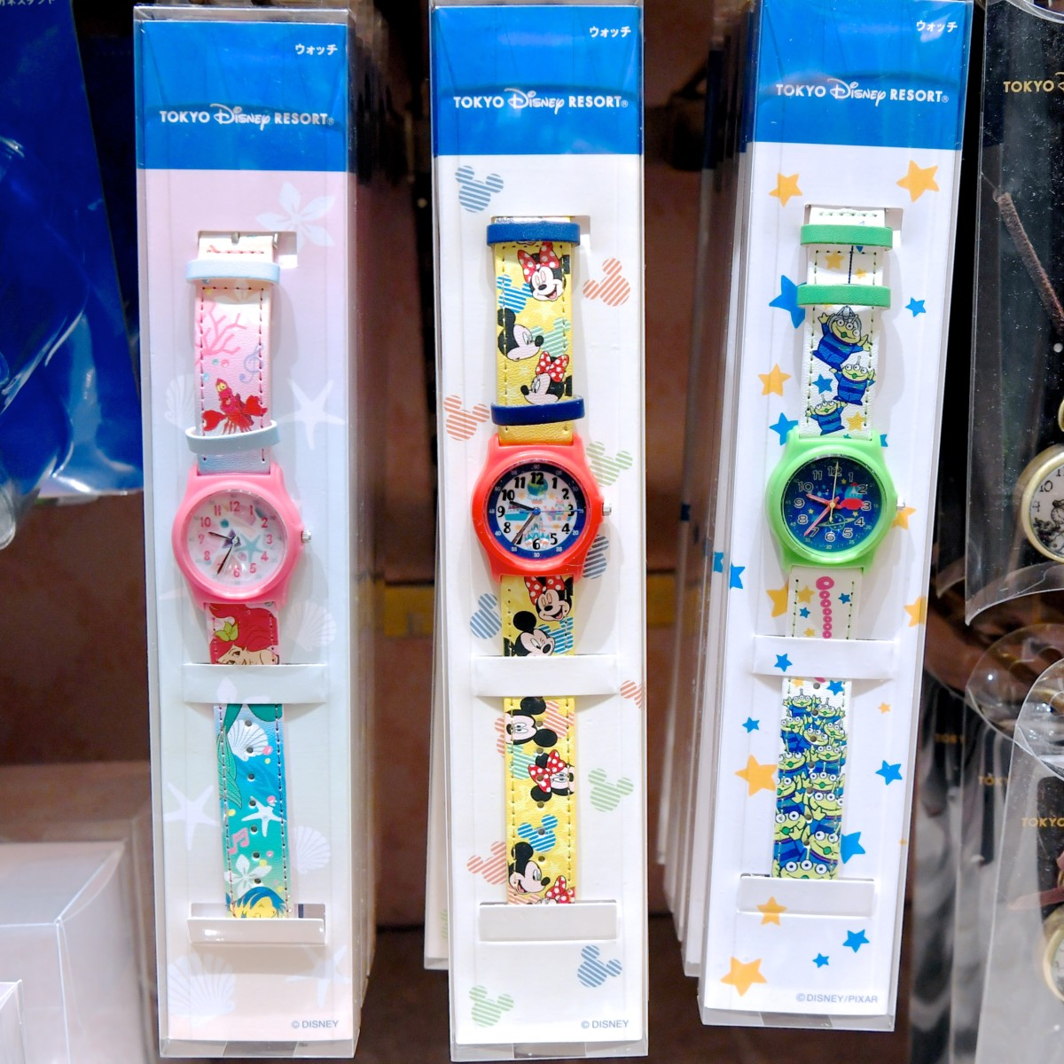 東京ディズニーランド ウォッチ(腕時計)キッズ