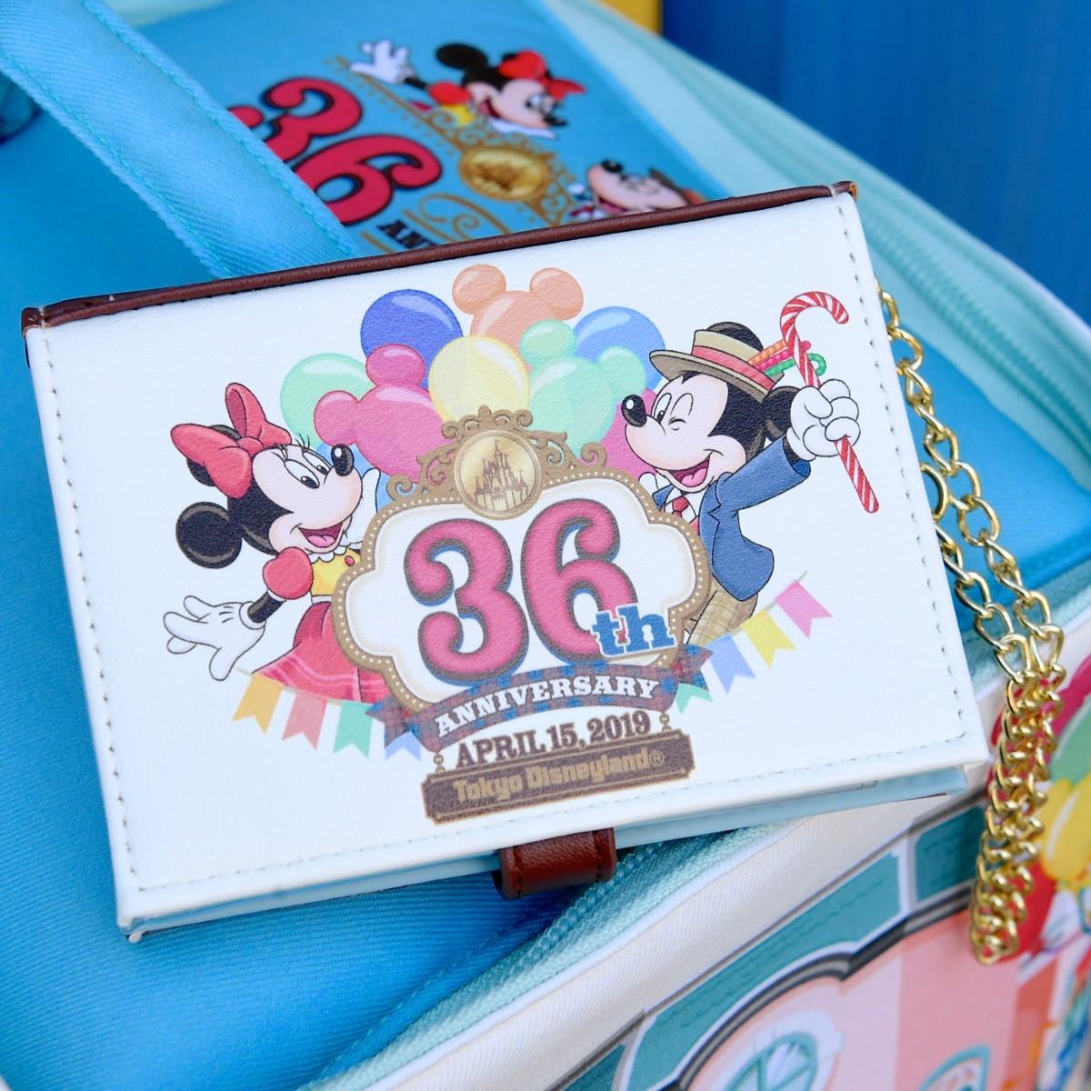 ファンダフルディズニー TDR36周年グッズ