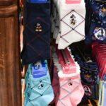 東京ディズニーランド ミッキーマウス/ミニーマウスデザインソックス(靴下)