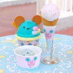 アイスクリームコーン「Pink Pop Paradise」スリーブ&カップ メニュー