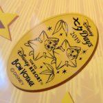 お星様チップ&デールデザインスーベニアメダル
