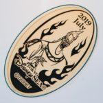 2019年7月ノーチラスギフト スーベニアメダル