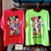ミッキー&ミニーTシャツ!東京ディズニーランド「NiCORON」プロデュースグッズ・お土産