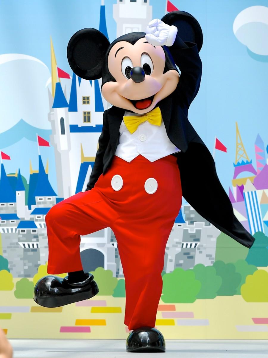 ミッキーマウス1