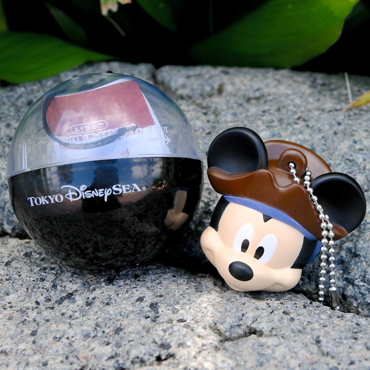 カプセルトイ パイレーツミッキーマウス