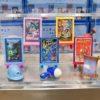 アトラクションのポスター&アイテムセット!東京ディズニーランド ミニチュアフィギュア