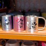 東京ディズニーランド ステンレスマグカップ