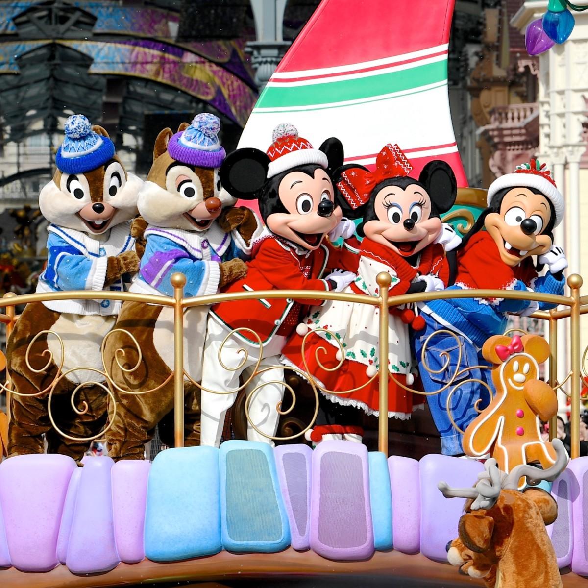 東京ディズニーランド「ディズニー・クリスマス2019」