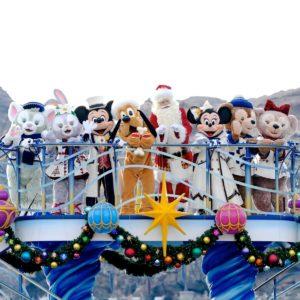 東京ディズニーシー「ディズニー・クリスマス2019