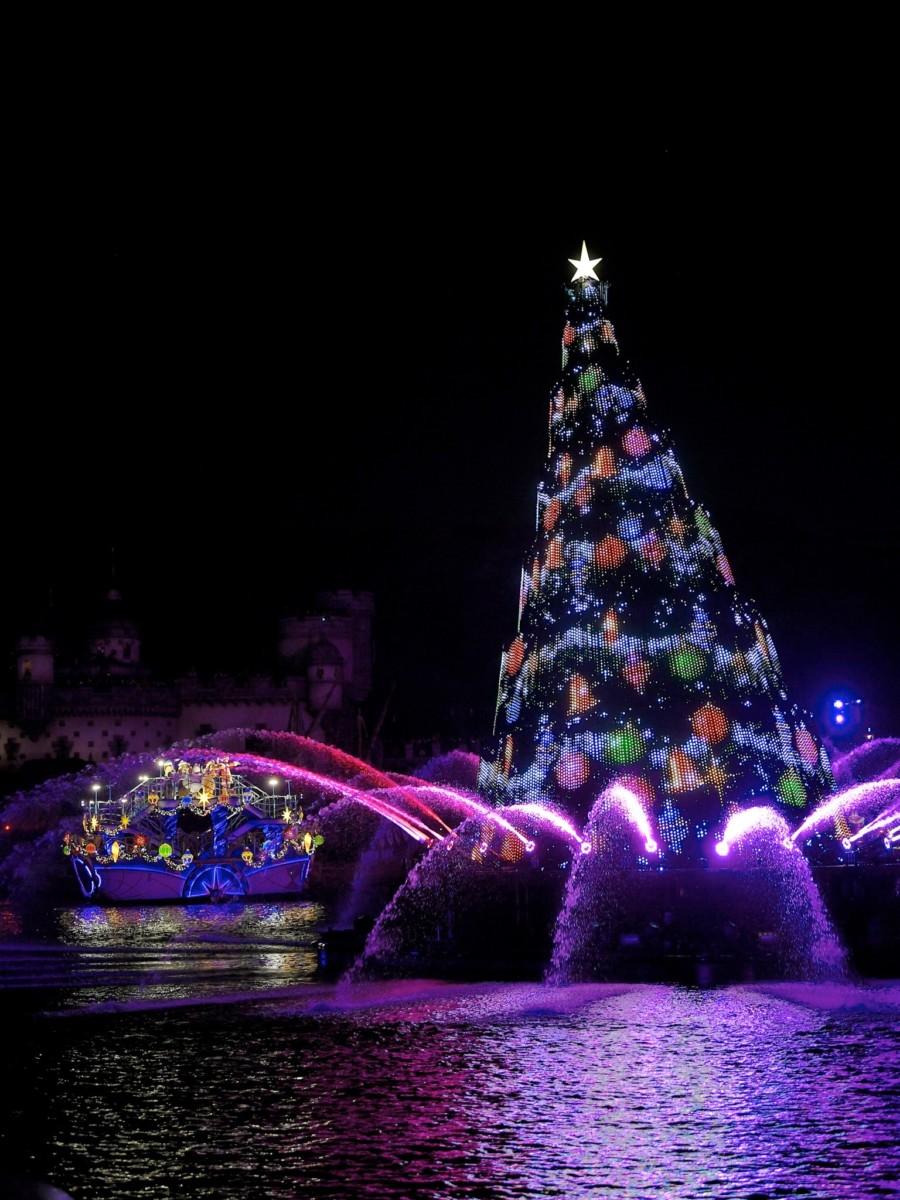 クリスマスツリー カラー・オブ・クリスマス