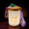 光るランタンモチーフ!東京ディズニーリゾート『塔の上のラプンツェル』ポップコーンバケット