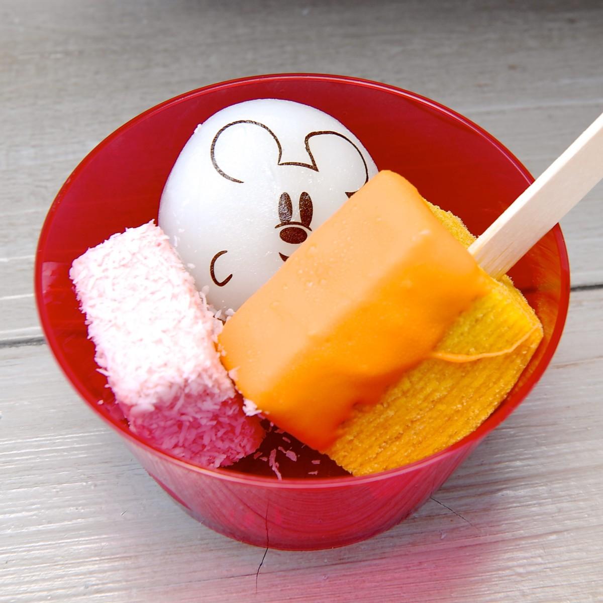 ミッキーおばけのクリームもちも!東京ディズニーリゾート