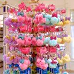 東京ディズニーランド「ミニーマウス」バッグチャーム・お土産