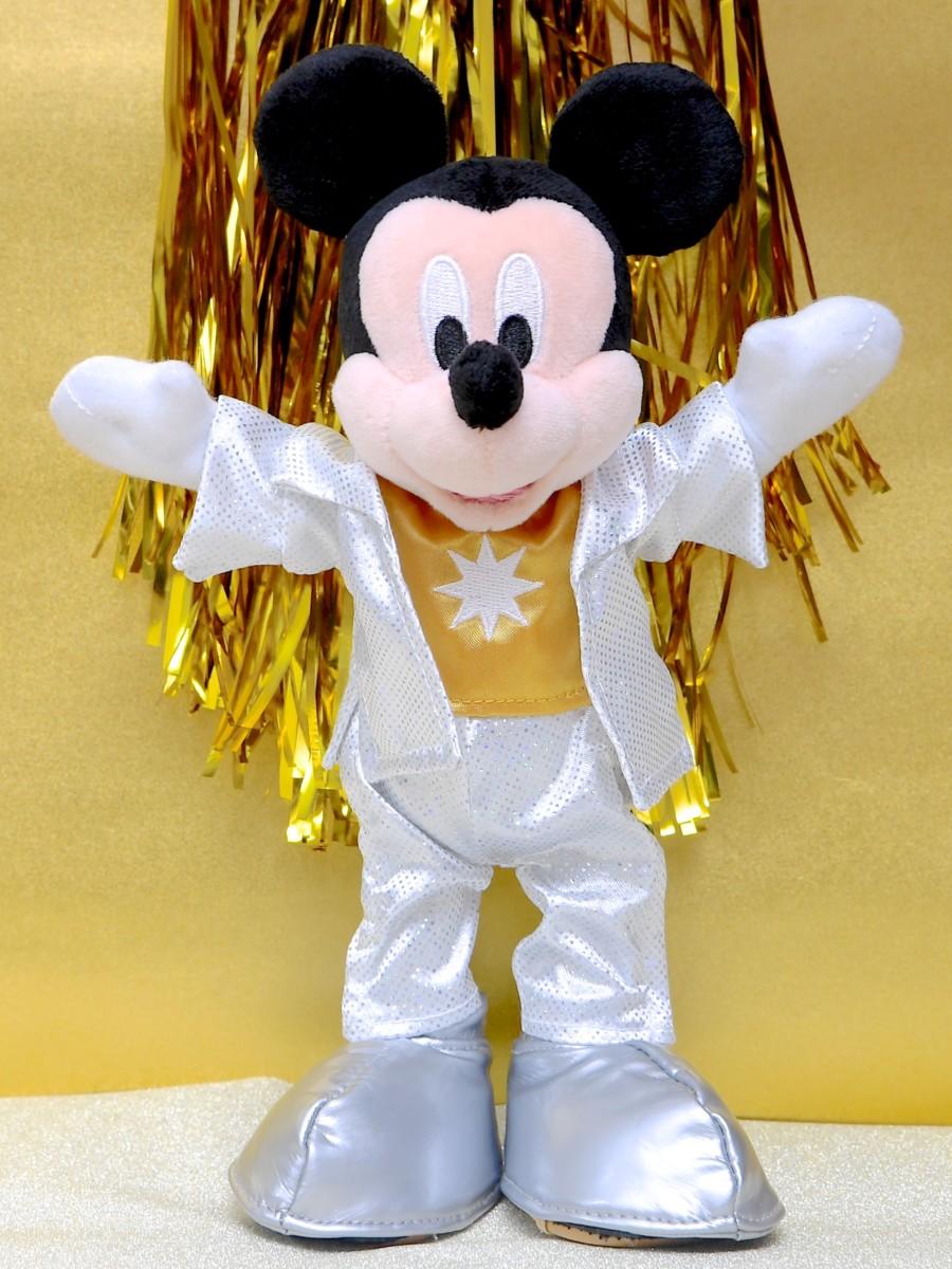ポージープラッシー ミッキーマウス コスチューム1