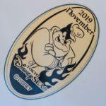 2019年11月マンスリースーベニアメダル ノーチラスギフト