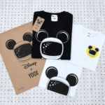 YOOX(ユークス)ディズニー「MICKEY MOUSE LANDS ON THE MOON」