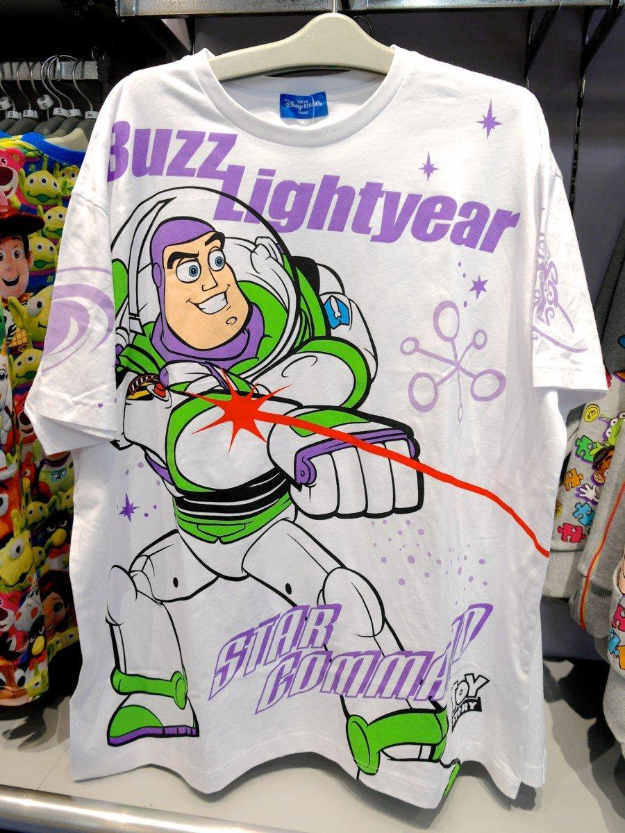 『トイ・ストーリー』BIGシルエットTシャツ