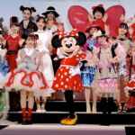 """ファッションショー""""Minnie Mouse Collection 2019"""""""