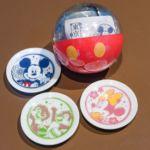 東京ディズニーランド カプセルトイ 小皿