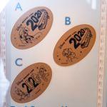 ベイサイドステーション2020イヤリースーベニアメダル