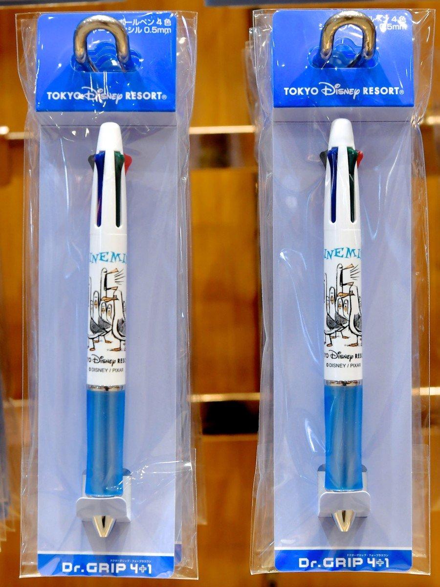 かもめシャープペンシル&4色ボールペン
